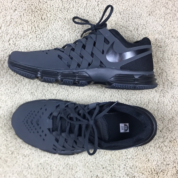 e5a30ce11091 cheap nike lunar fingertrap tr black mens sz 9.5 4d50d 0c293